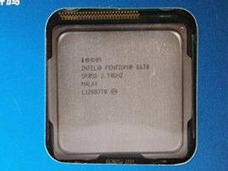 Intel 奔腾 G630(盒)