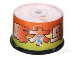 啄木鸟DVD-R光盘50片装(白系列/每片)