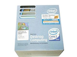 Intel 酷睿2双核 E6600