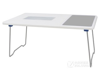 daho DH-S02 双风扇笔记本电脑桌(灰色)