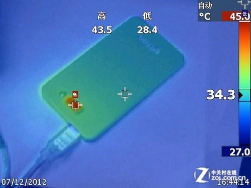 超薄金属机身 翼通MP-540移动电源评测