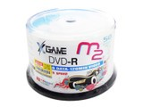 MAXELL M2 DVD-R 16速 4.7G(50片桶装)