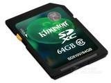 金士顿SDXC卡 Class10(64GB)SDX10V