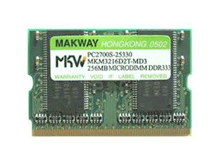 迈威MR256MB DDR 333(笔记本)